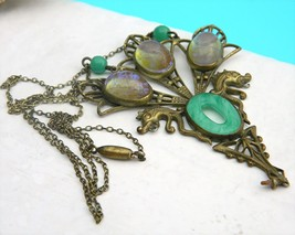Vintage fishel nessler necklace chain thumb200