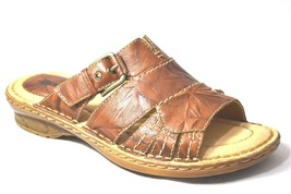Earth Willow Alpaca Leather Womens Slide Sandals - €31,79 EUR