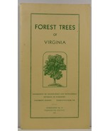 Common Forest Trees of Virginia How to Know Them A Pocket Manual - $6.99