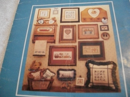 Homespun Hearts and Other Treasures Cross Stitch Charts - $3.00