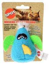 SPOT SHIMMER GLIMMER OR FELT CATNIP TOYS PLAY TURTLE BUTTERFLY FISH MOUSE image 5