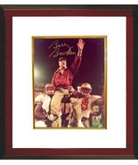 Bobby Bowden signed Florida State Seminoles Carryoff 8x10 Photo Custom F... - $98.95