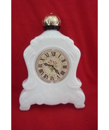 Avon Bottle -- Clock -- empty, no box - $8.99