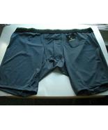 Jockey Big Men's H-Front Boxer Brief Size 2XL Dark Gray - $7.99