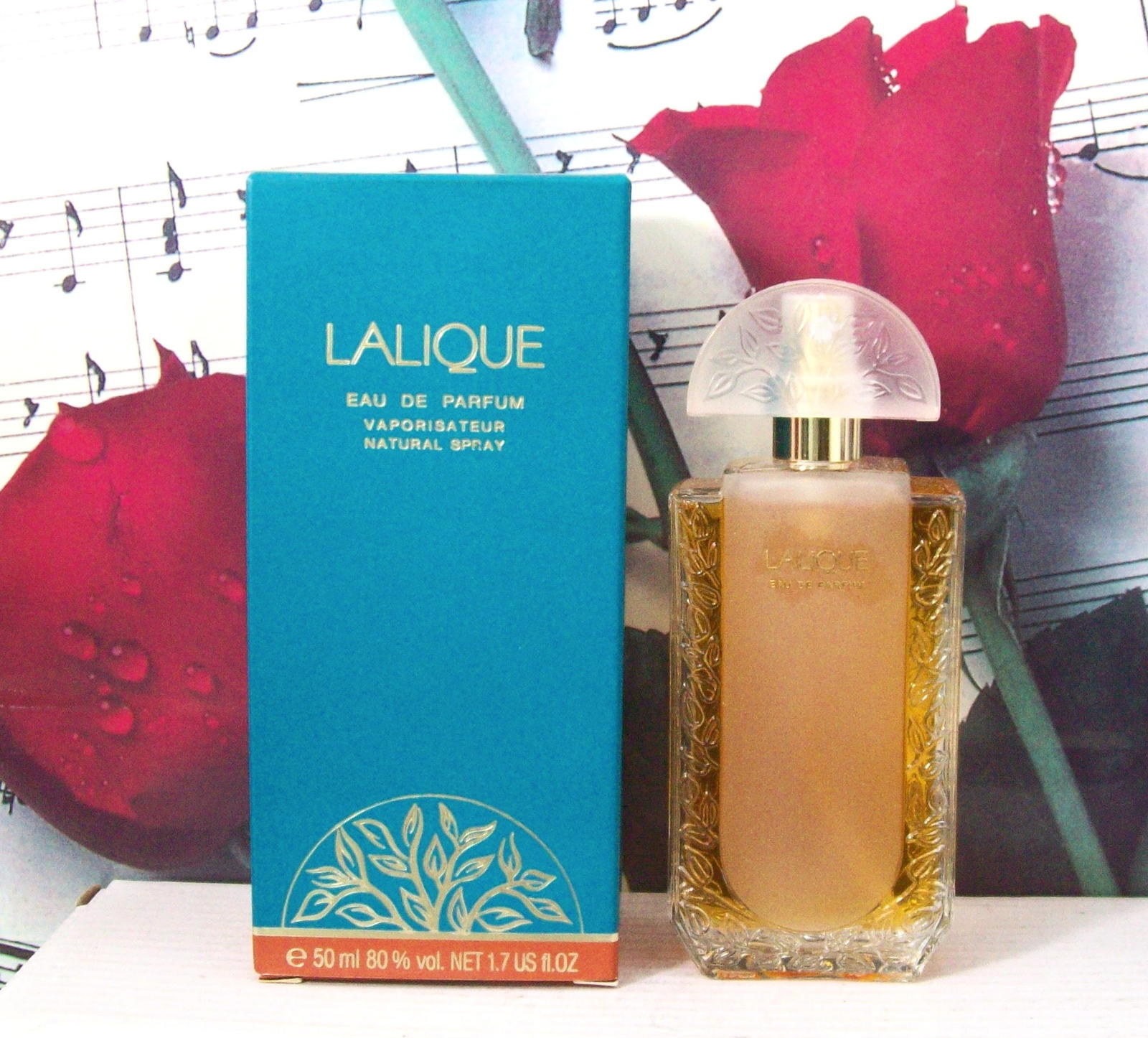 Primary image for Lalique Classic For Women EDP Spray 1.7 FL. OZ. NWB