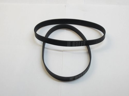 WILDWOOD 2 Count Dirt Devil Style 4 and 5 Replacement Belt Sold in packs of 6