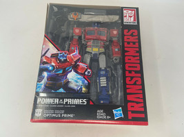 Hasbro Transformers Power of the Primes Optimus Prime Leader Class Actio... - $102.46