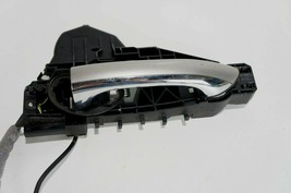 06-2011 mercedes w164 ml500 front left driver side exterior door handle chrome - $64.39