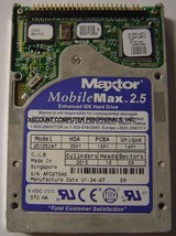1.3GB 2.5 IDE Drive Maxtor 251350AT Tested Good Free USA Ship Our Drives Work