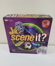 ScreenLife Scene It? Jr The DVD Movie Game, All Contents Incl. - $14.01