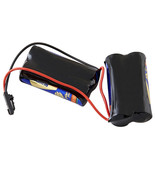 DL-6 6V 2200mAh battery pack for  Saflok - Select 6 - $7.92