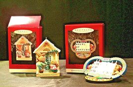 Hallmark Handcrafted Ornaments AA-191771F Collectible  ( 2 pieces ) image 4