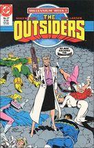 DC OUTSIDERS (1985 Series) #27 VF/NM - $0.99