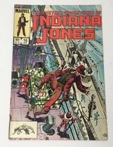The Further Adventures of Indiana Jones Vol 1 No 16 April 1983 Marvel Co... - $12.14