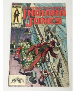 The Further Adventures of Indiana Jones Vol 1 No 16 April 1983 Marvel Co... - $12.14