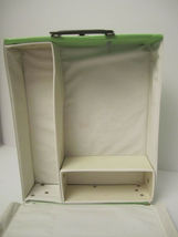 The World Of Barbie Doll Case 1002 Blue Vintage 1968 Doll Carrying Case image 6