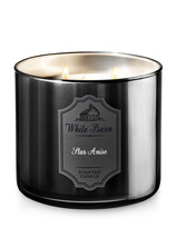 WHITE BARN Star Anise 14.5 Ounces Three Wick Candle  - $27.53