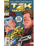 TEK WORLD lot of 7 Comicbooks #13 16 17 18 19 20 22 Direct Ed Star Trek ... - $34.99