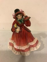 Royal Doulton Figurine HN2110 Christmas Time - $59.95