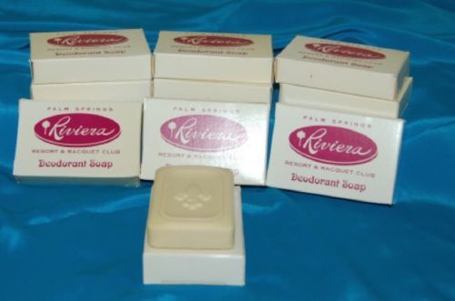 Wholesale Lot 10 Bars Palm Spring Riviera Resort Soap