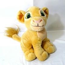 Disney Lion King Nala Cub Stuffed Plush Toy Tan 8 inch image 1