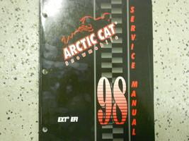 1998 Arctic Katze Ext Efi Service Reparatur Shop Manuell Fabrik OEM Buch... - $29.64