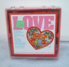 Rubber Stampede Love And Friendship Kit 1988 featuring Lucy & Co Vintage - $11.85