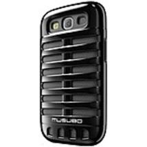 Smart IT Musubo Retro Case for Samsung Galaxy S3 - Smartphone - Black - ... - $17.11