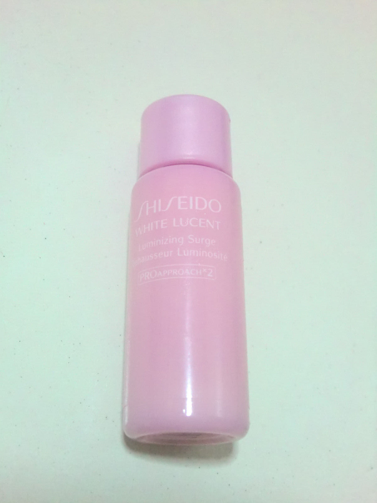Primary image for Shiseido White Lucent Luminizing Surge Emulsion SAMPLE 7ml/ 0.23oz