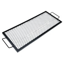 Onlyfire Rectangle X-Marks Fire Pit Cooking Grate, 40-Inch - $72.31