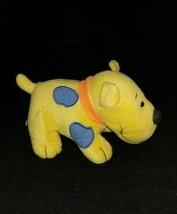 Sugar Loaf 2006 Yellow Dog Stuffed Animal Sugar Loaf Plush Dog - $9.99