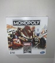 Monopoly Marvel 80 Years Edition Collectible Board Game (Hasbro) - $32.99
