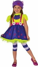 New Rubies Costume Child Small Halloween Dress Up Little Charmers Hazel Outfit - $9.40
