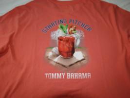 Tommy Bahama Relax Mens short sleeve t shirt 2XT TALL Fushion BT216796 Spot - $33.66