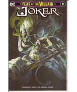 DC Joker Year Of The Villain #1 Simone Bianchi Cover A EC Exclusive Variant - $29.95