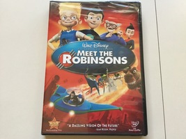 DVD - Meet The Robinsons - Walt Disney - NEW & Sealed  - $6.99