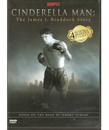 DVD-Cinderella Man: The James L. Braddock Story directed by Brian Gillog... - $4.99