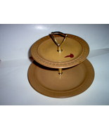 RED WING TWO TIER TIDBIT SERVER #217 - $26.00