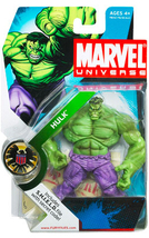 Marvel Universe: Green Hulk #13 Action Figure Brand NEW! - $39.99