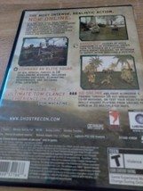Sony PS2 Tom Clancy's Ghost Recon: Jungle Storm image 4