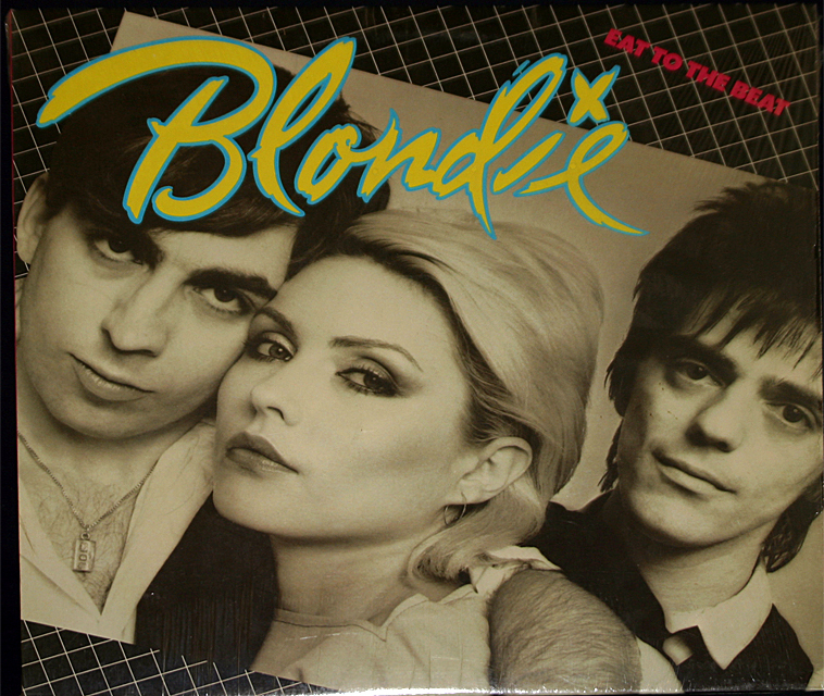Blondie  eat to the beat cover