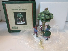 Dept 56 58351 Dickens Village I A Partridge In A Pear Tree 12 Days Of Christmas - $15.63