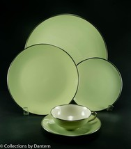 Franciscan Fine China, Willow Green, 5 pc - $75.00