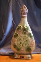 Jim Beam Bourbon whiskey Village of Lombard 1969 Centennial Decanter/Bottle - $22.25