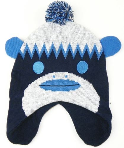 NFL Tennessee Titans Boy's 8-20 Hat Knit Pom Beanie One Size Licensed