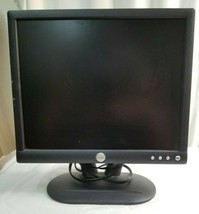 "DELL E173FPc 17"" LCD Monitor w Stand, Power, & VGA Cable - Working  - $71.95"