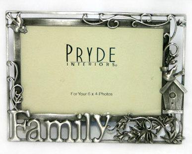 Frame pryde family
