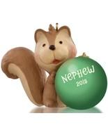 Hallmark Nephew Keepsake Christmas Ornament 2015 Dated - New - $6.13