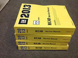 2013 CHEVROLET CHEVY VOLT Service Shop Workshop Repair Manual SET FACTOR... - $306.85