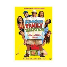 Johnson Family Vacation DVD, Cedric the Entertainer, Shannon Elizabeth, ... - $4.73
